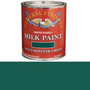 General Finishes Westminster Green Milk Paint, Quart