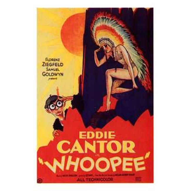 Posterazzi MOV197036 Whoopee Movie Poster - 11 x 17 in. - image 1 de 1