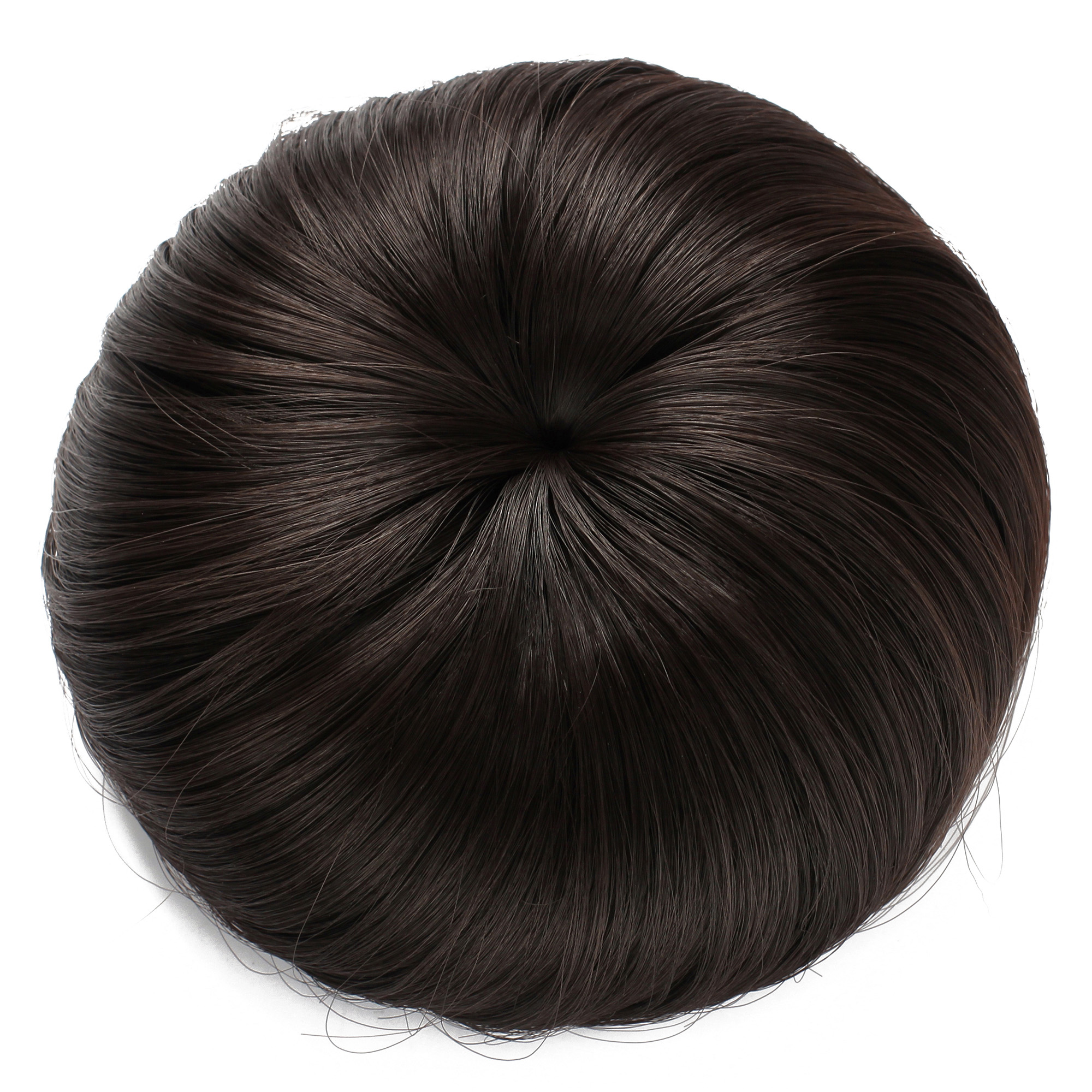 Onedor Synthetic Hair Bun Extension Donut