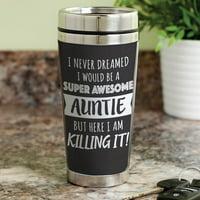 Super Awesome Personalized Travel Mug