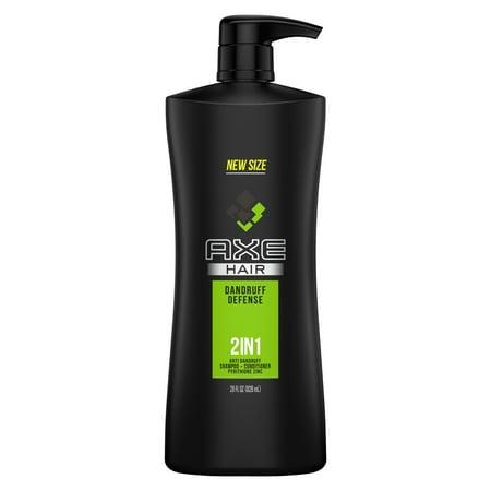 AXE Anti-Dandruff 2 in 1 Shampoo and Conditioner Dandruff Defense 28