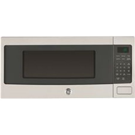 GE Profile Series 1.1 Cu. Ft. Countertop Microwave Oven, Stainless Steel, 800