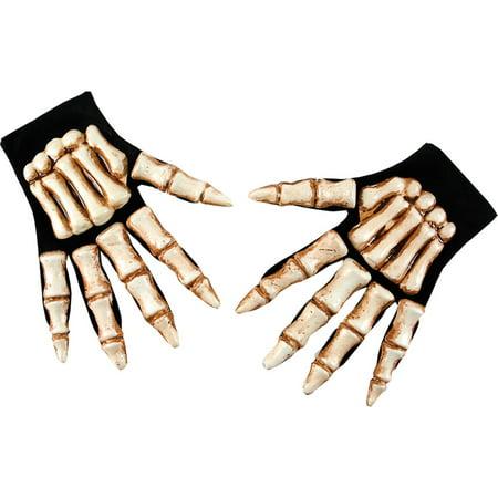 Skeleton Hand Makeup (Morris Costumes Skeleton Hands)