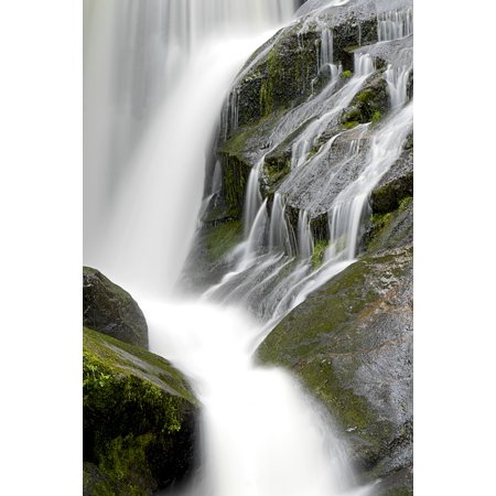 LAMINATED POSTER Triberg Water Waterfall Force Of Nature Poster Print 24 x 36