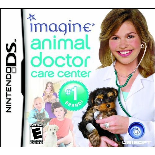 Nintendo DS - Imagine Animal Doctor Care Center (Min Set High)