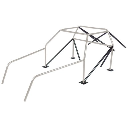 COMPETITION ENGINEERING 12pt. Roll Cage Strut Kit C3300 Competition Engineering Roll Cage