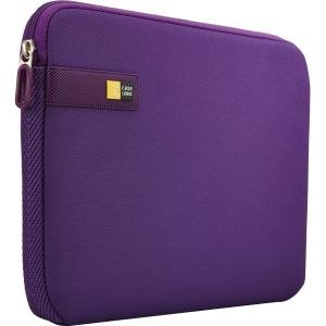 "Case Logic LAPS-111 Carrying Case (Sleeve) for 11.6"" Netbook or Tablet Sleeve, Purple"