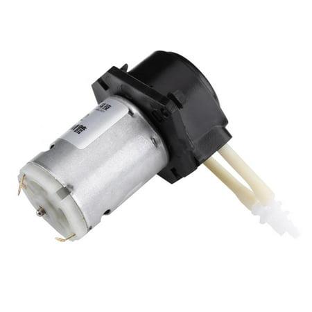 Laboratory Pump - Dilwe Dosing Pump 12V Dc Peristaltic Liquid Pump Hose Pump Dosing Head for Aquarium Lab