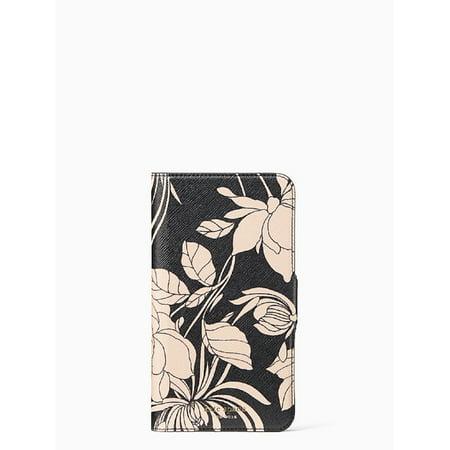 newest abc80 8d468 Kate Spade New York Gardenia Wrap Folio iPhone XR Case