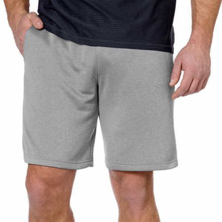 Champion Cycling Short (Champion Mens Performance Tech Fleece Short (Oxford Heather,)