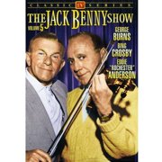 Jack Benny Show: Volume 5 by ALPHA VIDEO DISTRIBUTORS