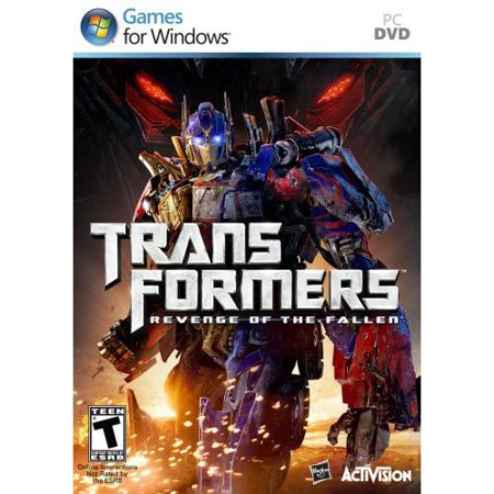 Transformers: Revenge of the Fallen, Activision Blizzard, PC Software,