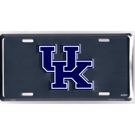 Kentucky Wildcats Anodized License Plate - image 1 of 1