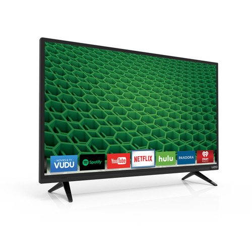 """Vizio D32-D1 32"""" 1080p 120Hz LED Smart HDTV"""