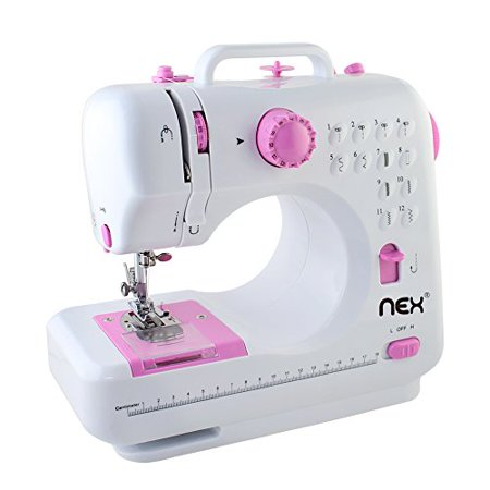 Mini Sewing Machine Nex FHSM40 FreeArm SewSewing Machine with Custom Mini Sewing Machine Walmart