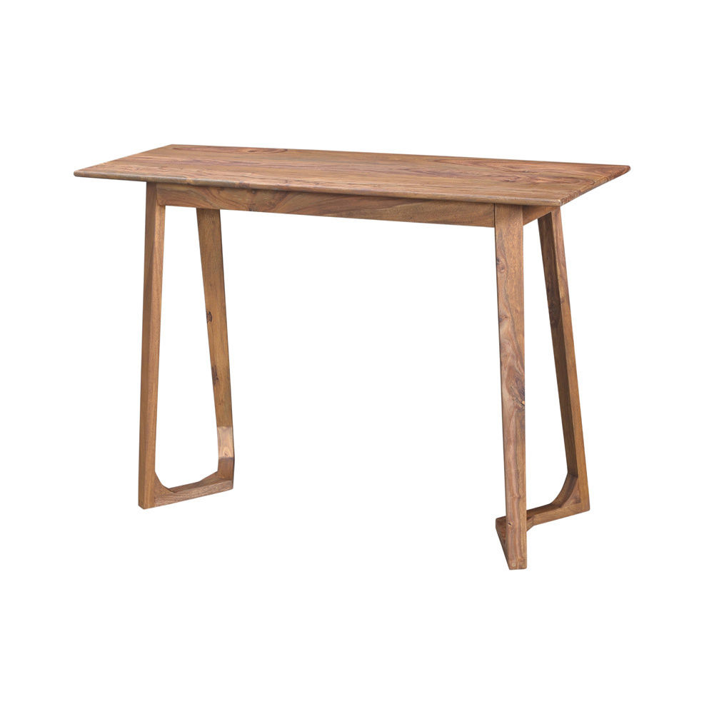 CDI International Metropolitan Hardwood Console Table