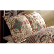 Global Trends Esprit Quilted Pillow Sham