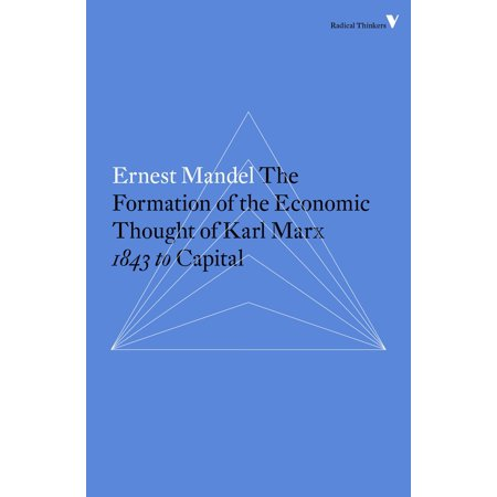Review: Formation of the Economic Thought of Karl Marx