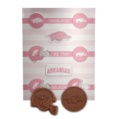 NCAA - Arkansas Razorbacks Candy Mold