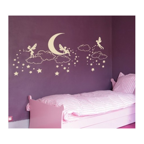 Style and Apply Elfin Magic Wall Decal