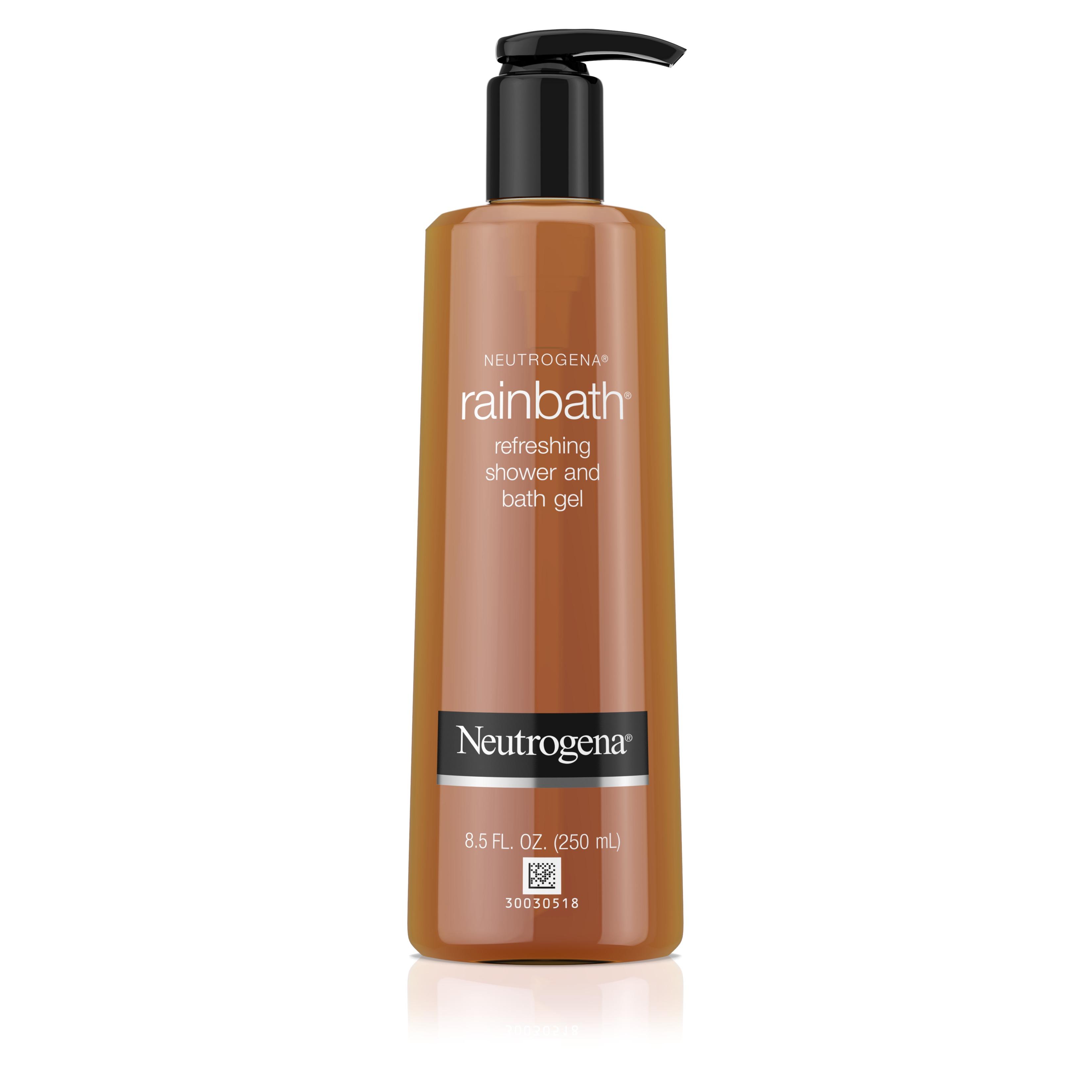 Neutrogena Rainbath Refreshing Shower And Bath Gel, Body Wash, Original, 8.5 Fl. Oz.