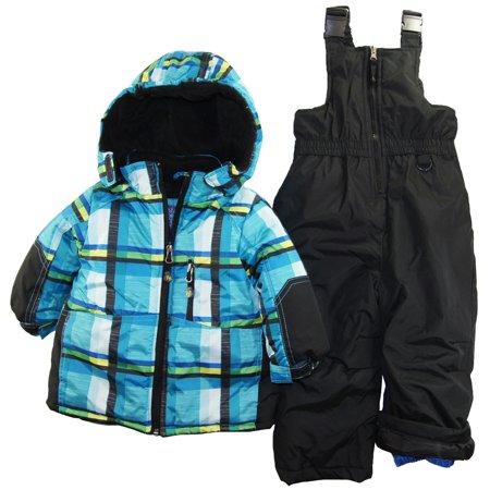Rugged Bear Baby Boys Infant Winter 2 Piece