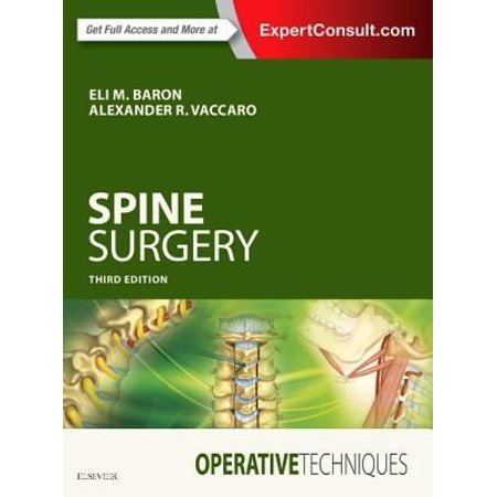Operative Techniques  Spine Surgery