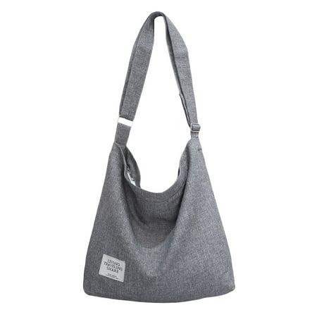 Zoe Handbag Purse - Coofit Womens Tote Retro Casual Lightweight Canvas Handbag Shoulder Crossbody Bag Top Handle Bag Tote Bag for Women Ladies Girls