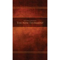 Ncnt-Hc-S-01: The New Covenants, Book 1 - The New Testament (Hardcover)