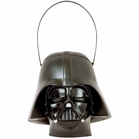 Darth Vader Costume Accessories (Darth Vader Pail Halloween Costume)
