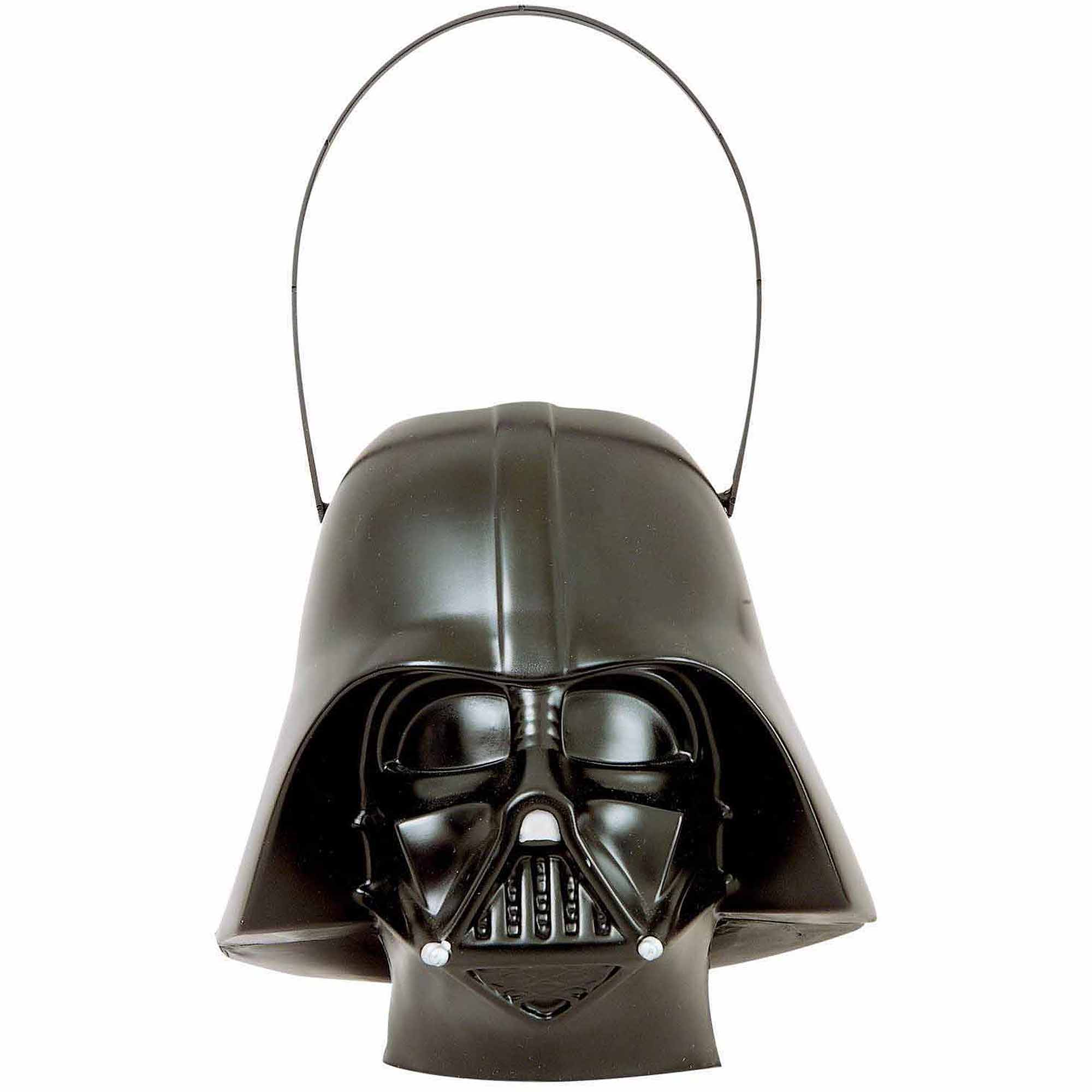 Darth Vader Pail Halloween Costume Accessory