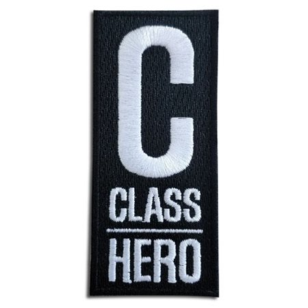 One Punch Man C-Class Hero Patch](Hero Punch)
