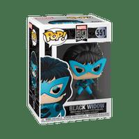 Funko POP! Marvel: 80th - First Appearance: Black Widow