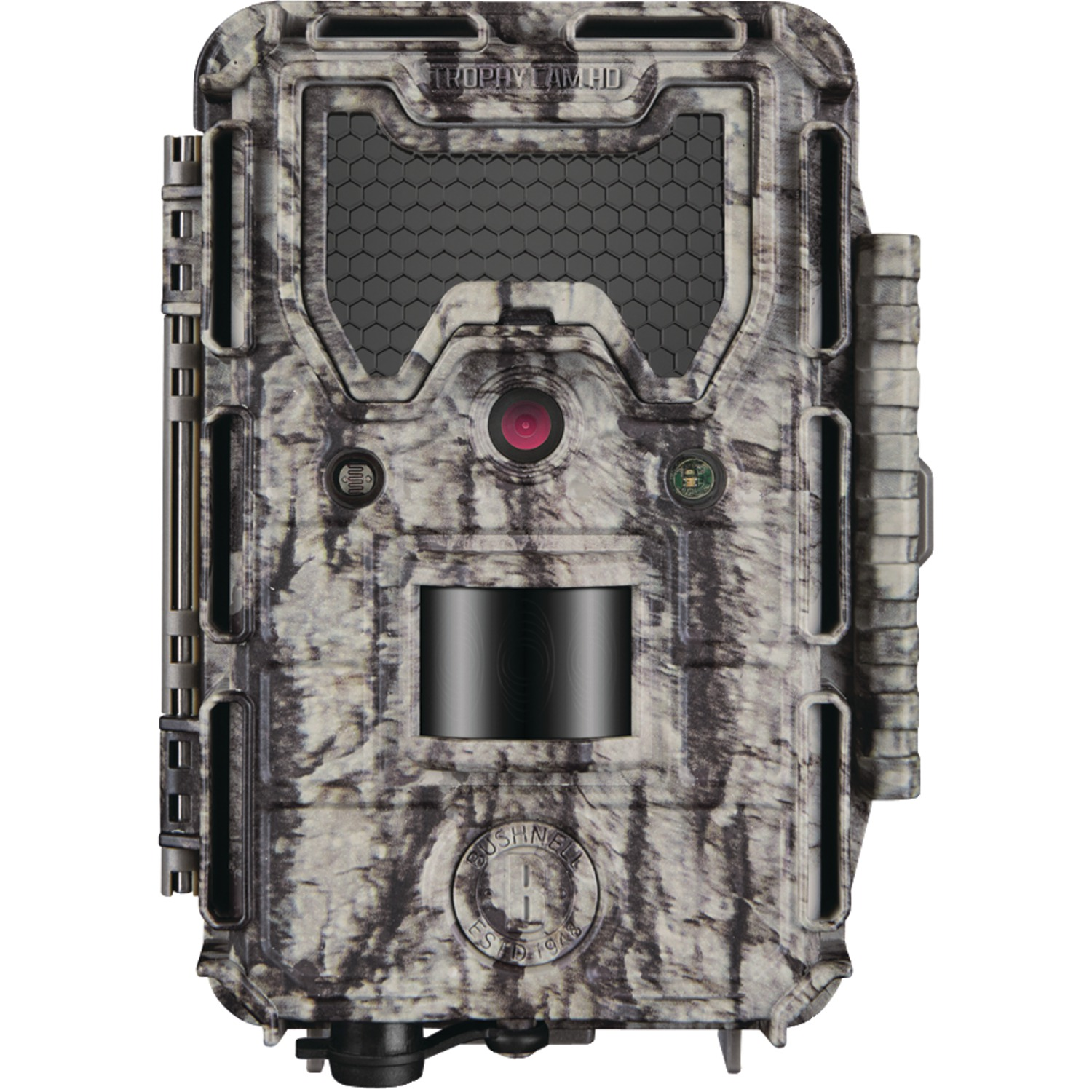 Bushnell Trophy Cam Aggressor HD Low Glow Game Camera 24 Megapixel, Camo by Bushnell