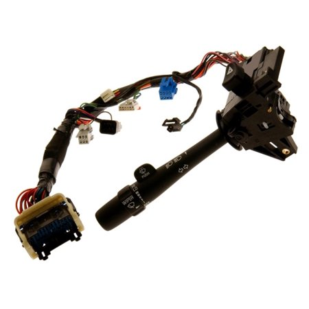 Chevy Impala Turn Signal Switch (AC Delco D6245C Turn Signal Switch For Chevrolet Impala, OE Replacement, Front )