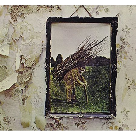 Led Zeppelin IV (Remastered Original) (CD) (Led Zeppelin Greatest Hits)