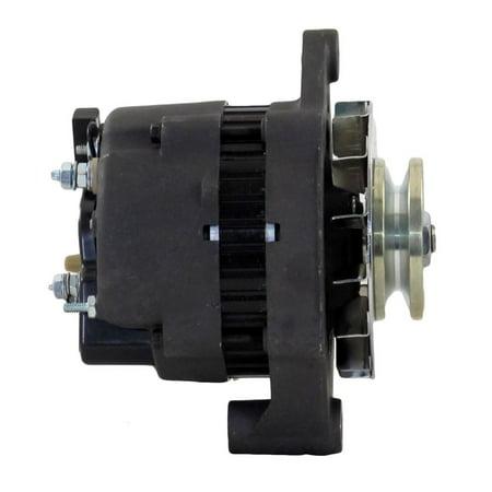 New 12V 55A Alternator Fits Tennant 6500 Sweeper 60559 Mcf00211 Ac155515 A000b0471k 60559 Mcf00211 Ac155515 A000b0471k Ta000b32201