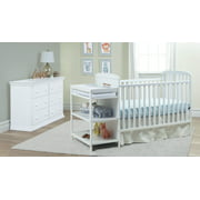 Suite Bebe Ramsey 3-in-1 Convertible Crib and Changer