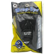 Progryp Wrap-Ups Weightlifting Gloves X-Small - 1 Pair of Weightlifting Gloves