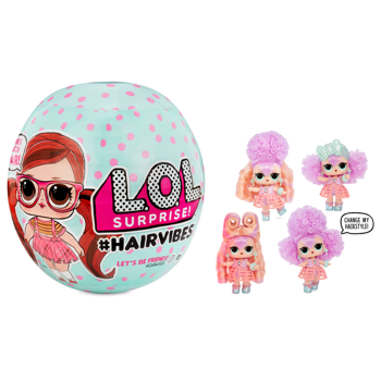 L.O.L. Surprise Hairvibes Tots Series A