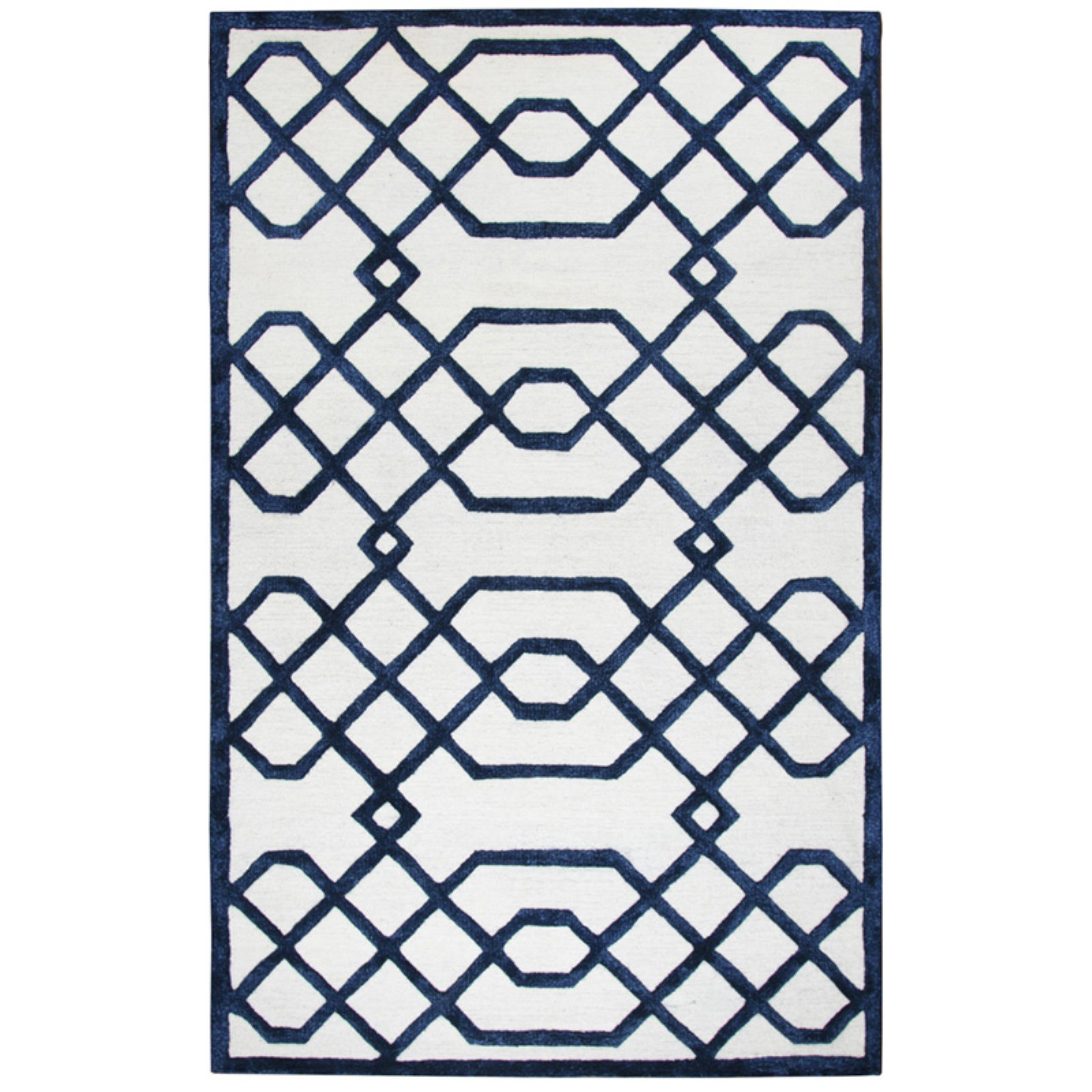 "RIZZY HOME MONROE COLLECTIONS ME164A 2'6"" x 8' RUNNERS"