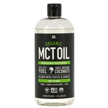 Vitamins & Supplements: Sports Research Organic MCT Oil
