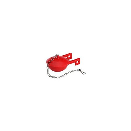 LAVELLE INDUSTRIES INC 58BP Kohler RED Flapper - Red Flapper