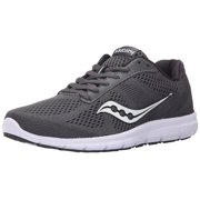 Saucony Womens Grid ideal Low Top Zipper Walking Shoes