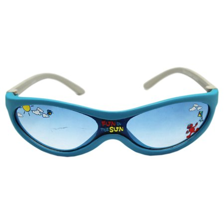 Cheap Fun Sunglasses (Sesame Street Fun in the Sun Elmo Light Blue Kids)