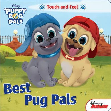 Best Pug Pals (Board Book) (Best Way To Cut Hardie Board Siding)