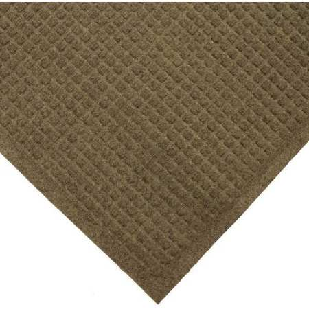Carpeted Entrance Mat,Brown,2ft. x 3ft. CONDOR 9P227