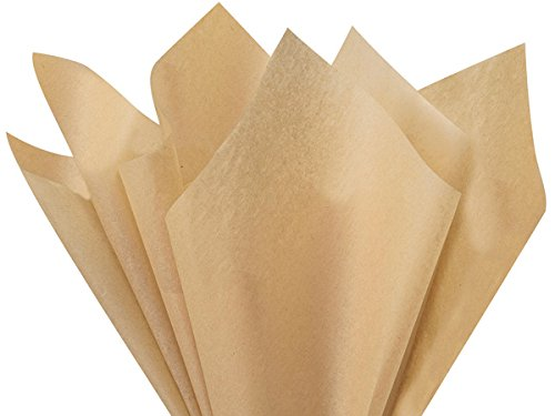 100 Sheets Premium Quality Gift Wrap Paper A1 bakery supplies Made in USA Terra Cotta Gift Wrap Tissue Paper 15 Inch X 20 Inch
