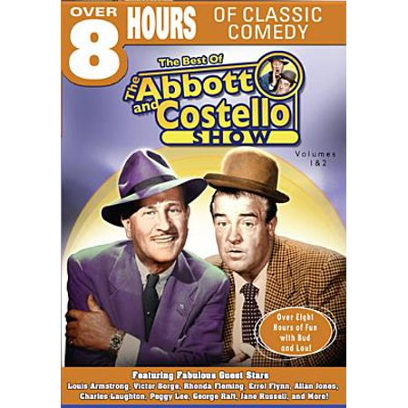 The Best Of The Abbott And Costello Show: Vol. 1 & 2 (Full (Best Of Abbott And Costello)