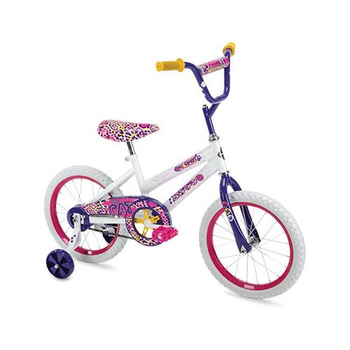 Huffy 16 in. So Sweet Bike with Training Wheels by Huffy Bicycles